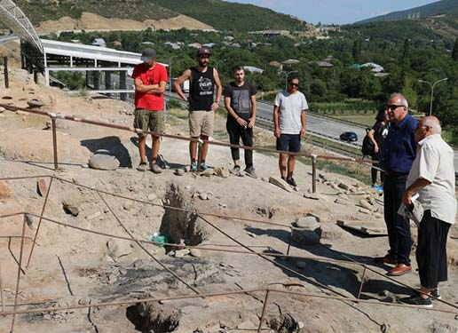 New Discovery of TSU Archaeologists at Grakliani Hill