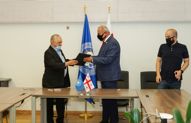 TSU, Abastumani Astrophysical Observatory Sign Memorandum of Cooperation